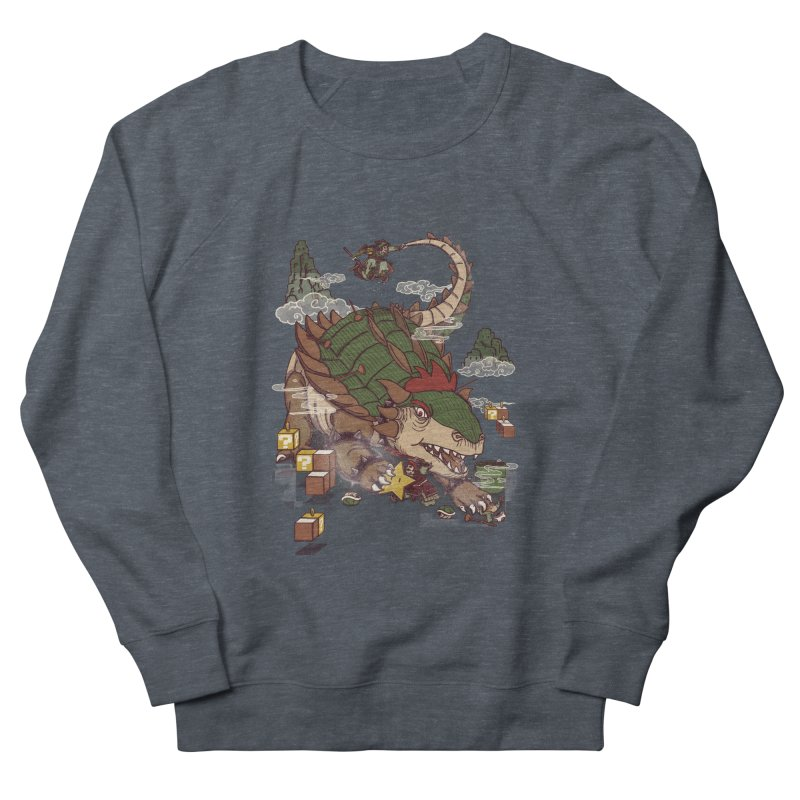 Monster Dogma Women's Sweatshirt by xiaobaosg
