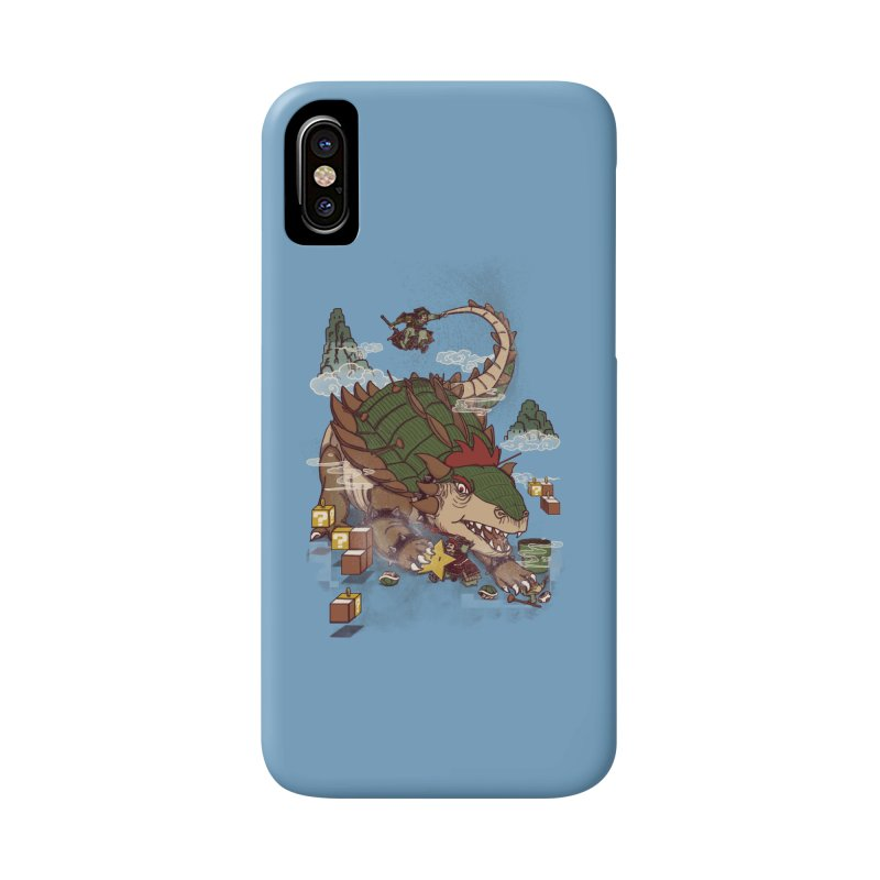 Monster Dogma Accessories Phone Case by xiaobaosg