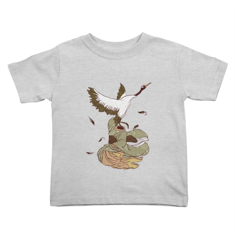 The Day You Went Away Kids Toddler T-Shirt by xiaobaosg