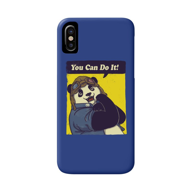 You Can Do It! Accessories Phone Case by xiaobaosg