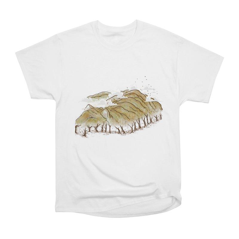 Burning End Women's Classic Unisex T-Shirt by xiaobaosg
