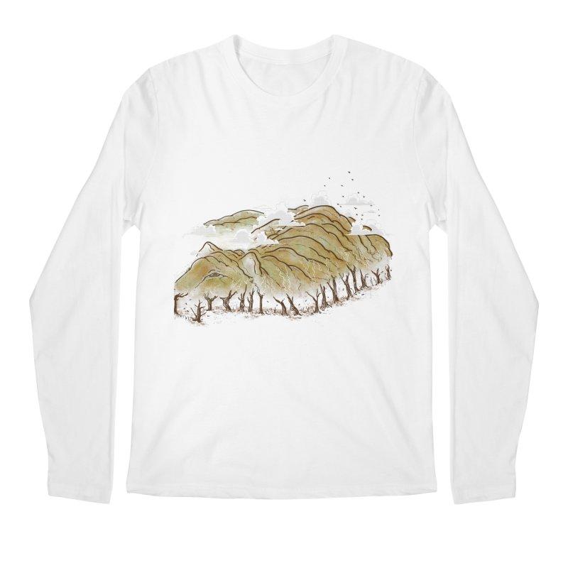Burning End Men's Longsleeve T-Shirt by xiaobaosg