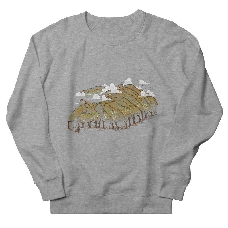 Burning End Men's Sweatshirt by xiaobaosg