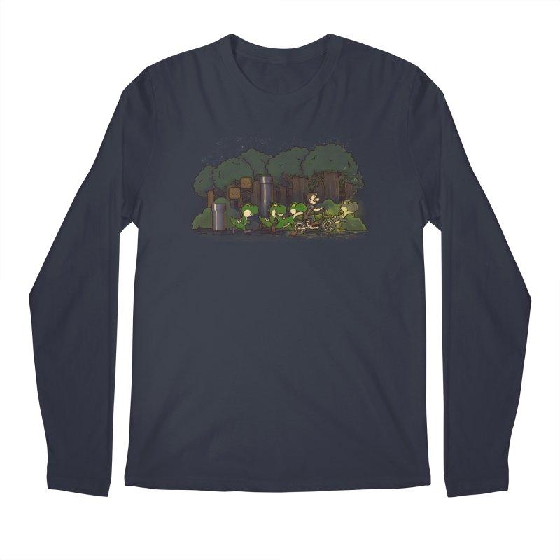 Super Jurassic World Men's Longsleeve T-Shirt by xiaobaosg