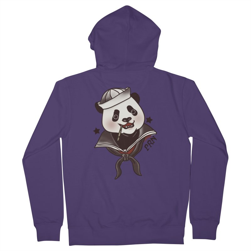 Panda Revolution EXTRA 2 A Women's Zip-Up Hoody by xiaobaosg