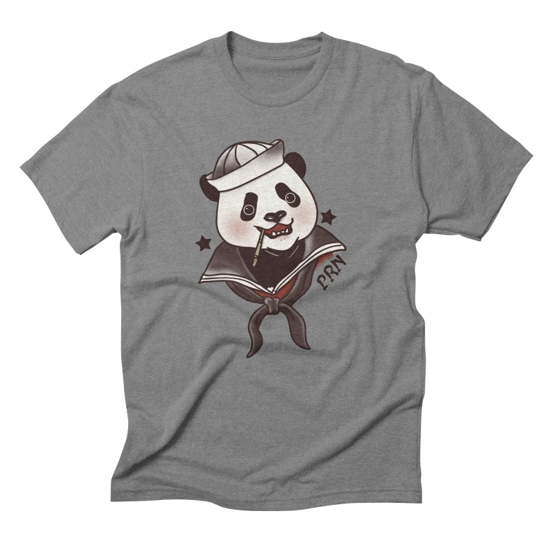 Panda Revolution EXTRA 2 A Men's Triblend T-Shirt by xiaobaosg
