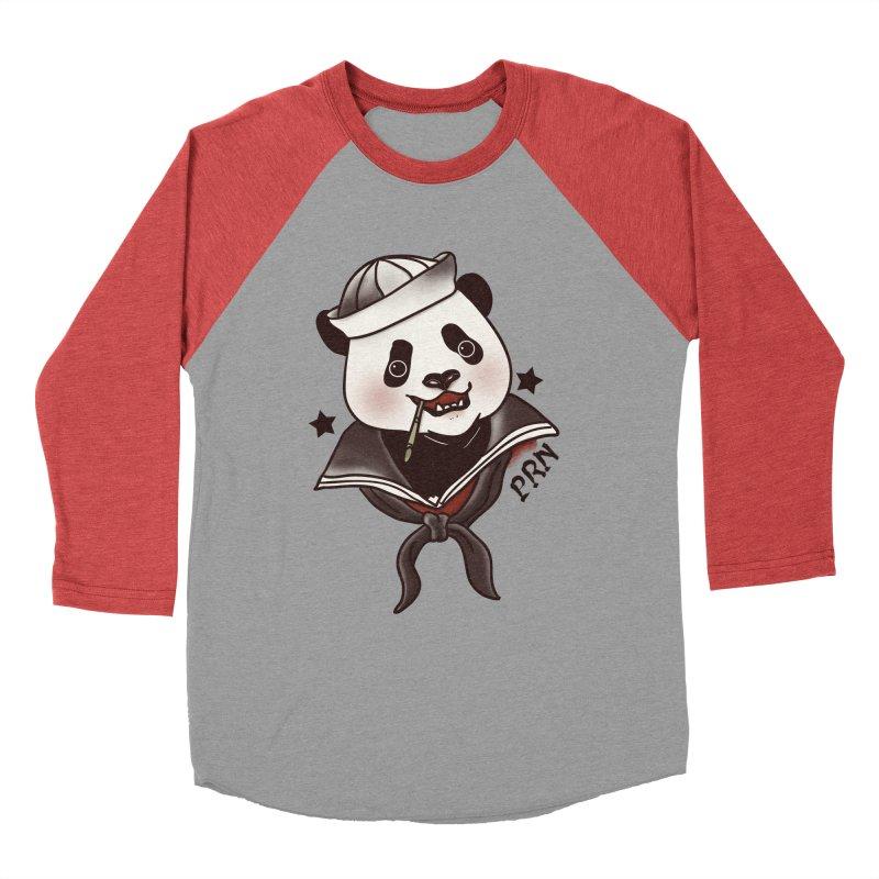 Panda Revolution EXTRA 2 A Women's Baseball Triblend T-Shirt by xiaobaosg