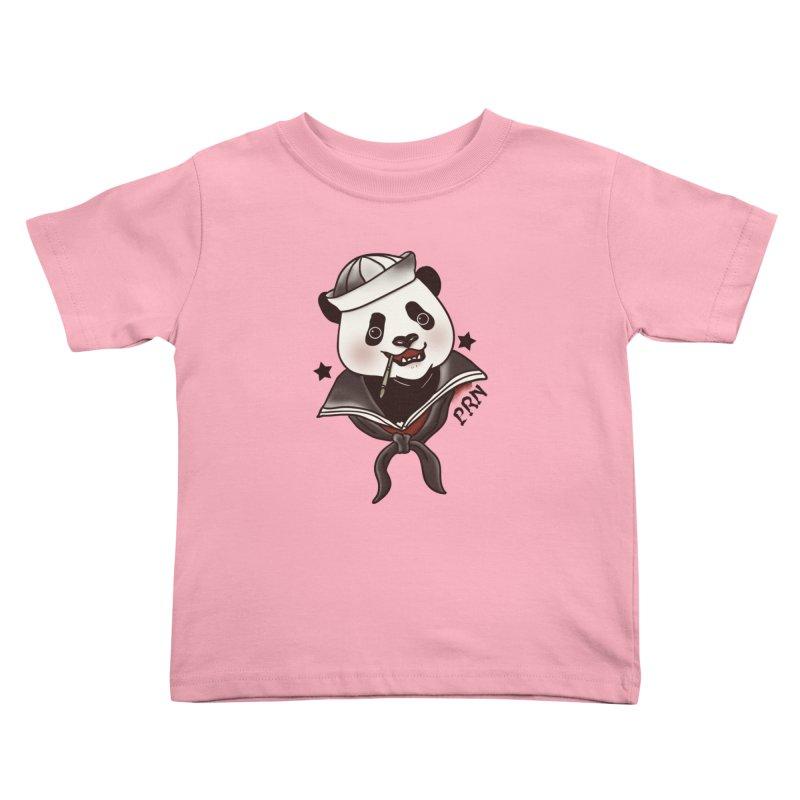 Panda Revolution EXTRA 2 A Kids Toddler T-Shirt by xiaobaosg