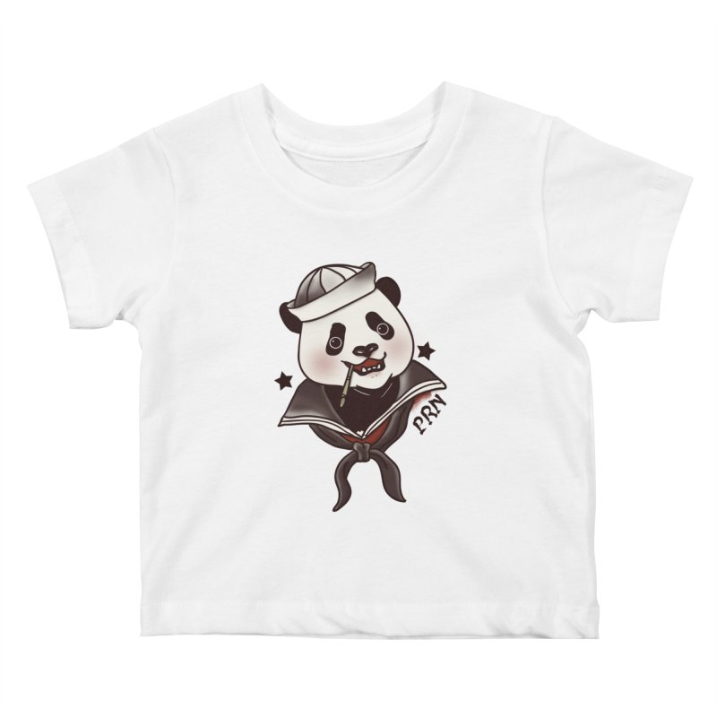 Panda Revolution EXTRA 2 A Kids Baby T-Shirt by xiaobaosg