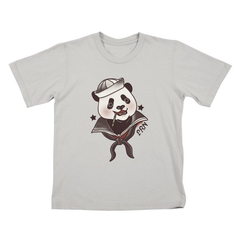 Panda Revolution EXTRA 2 A Kids T-Shirt by xiaobaosg
