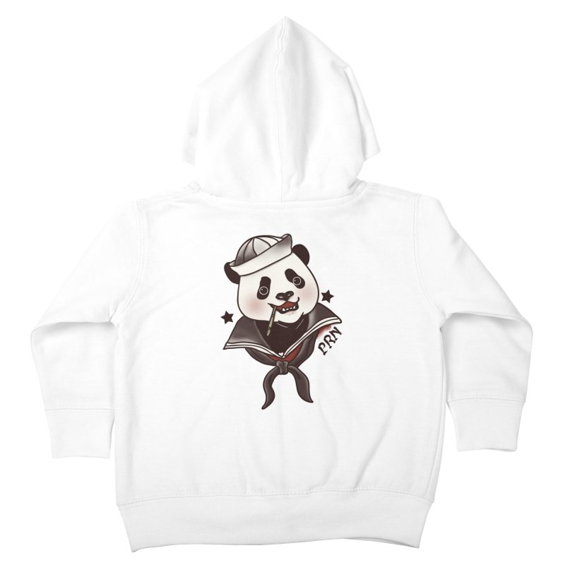 Panda Revolution EXTRA 2 A Kids Toddler Zip-Up Hoody by xiaobaosg