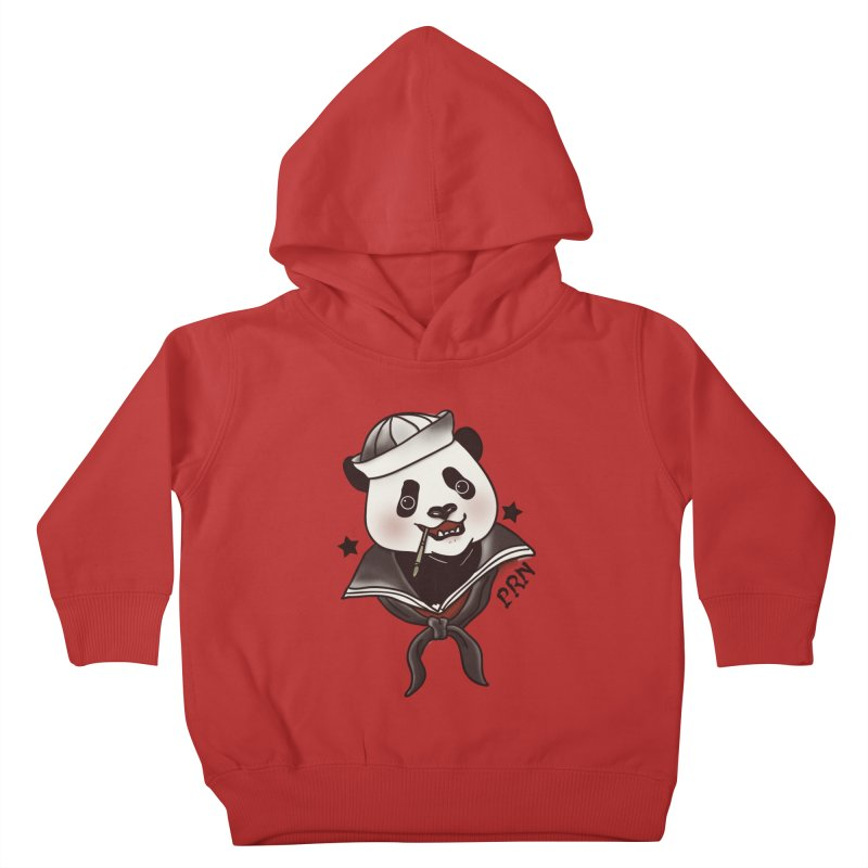Panda Revolution EXTRA 2 A Kids Toddler Pullover Hoody by xiaobaosg