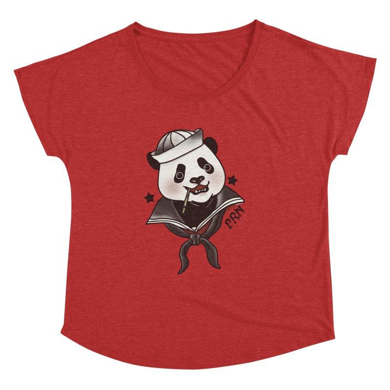 Panda Revolution EXTRA 2 A Women's Dolman by xiaobaosg