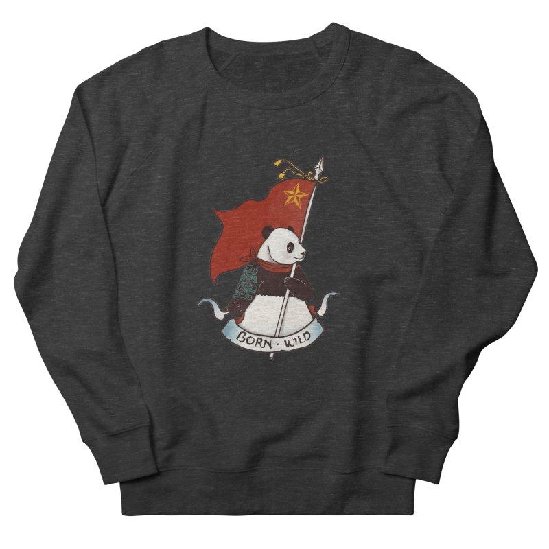 Panda Revolution EXTRA 2 B Women's Sweatshirt by xiaobaosg