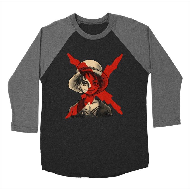 One Piece of Future Past Women's Baseball Triblend Longsleeve T-Shirt by xiaobaosg