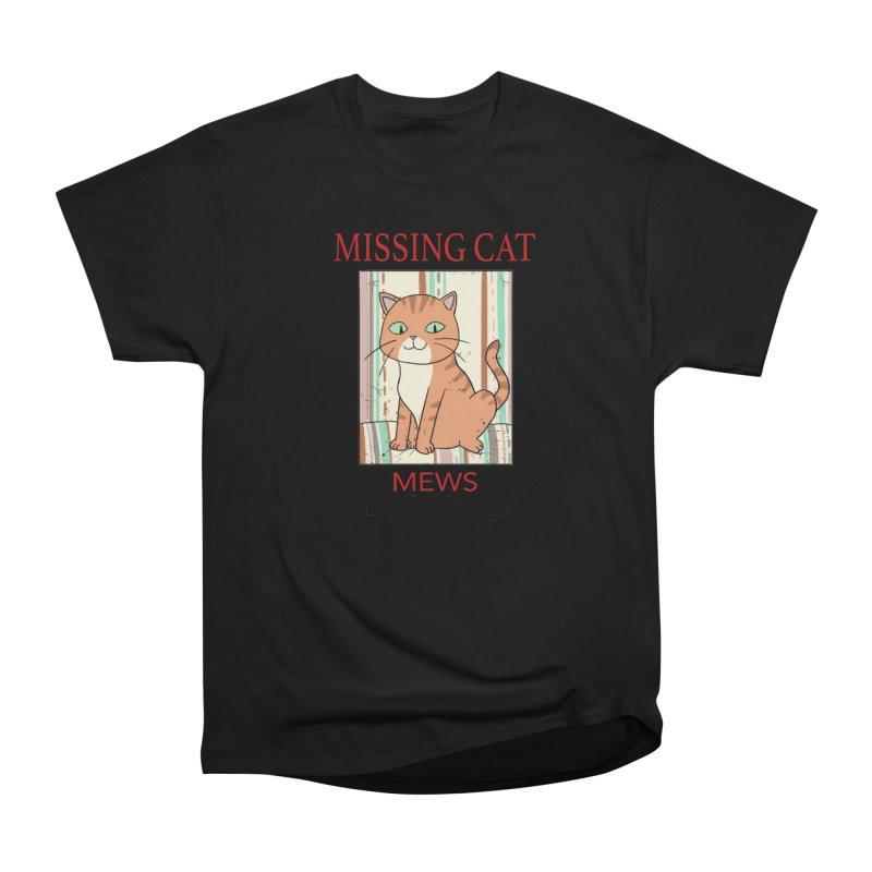 Mrs Henderson's Cat V2 Women's Classic Unisex T-Shirt by xiaobaosg