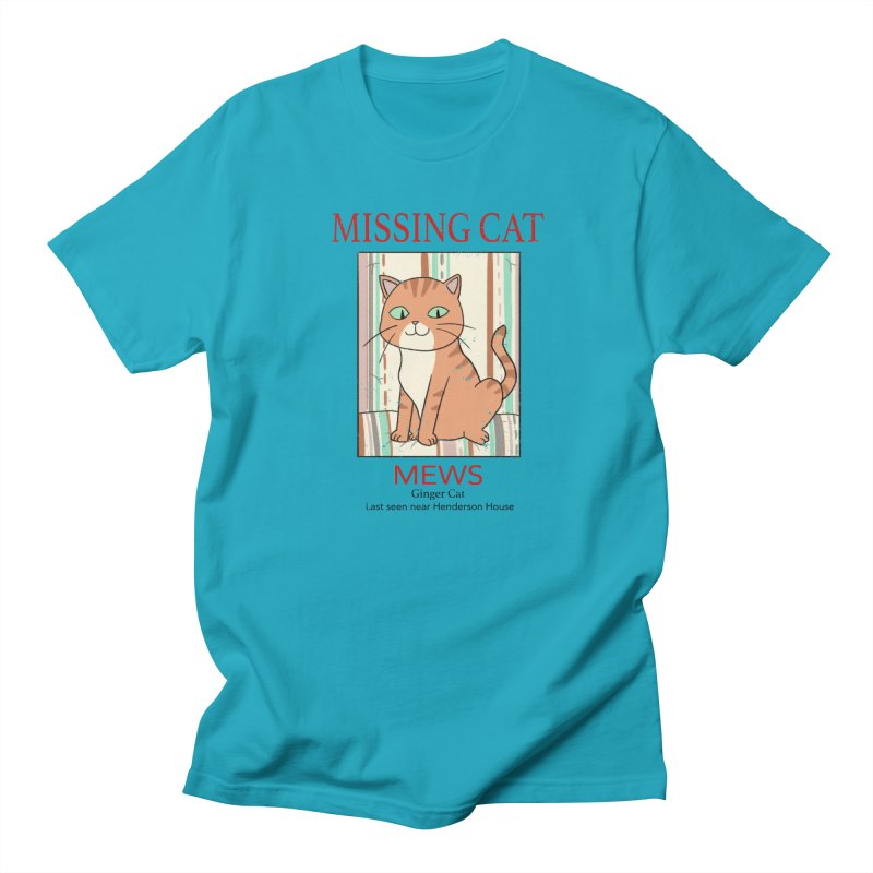 Mrs Henderson's Cat V2 Women's Unisex T-Shirt by xiaobaosg