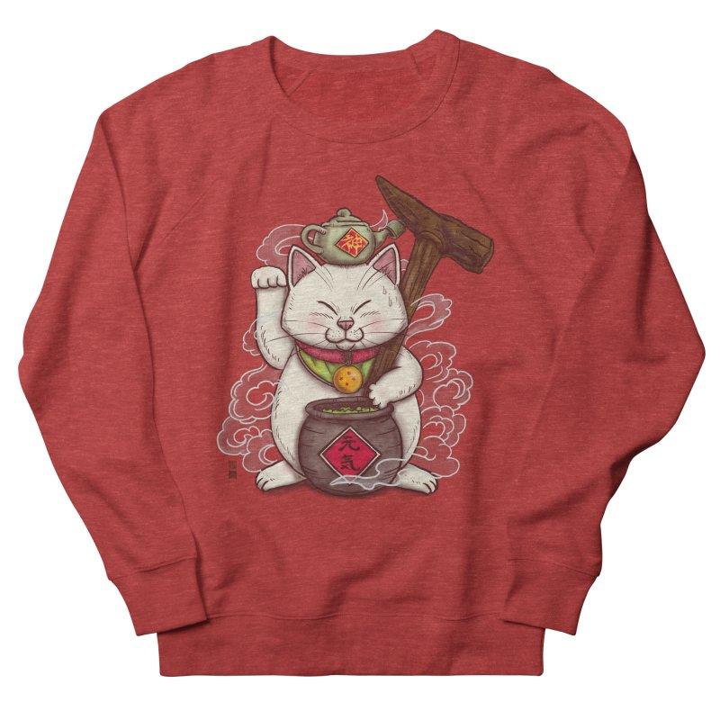 Maneki Senbyo Women's Sweatshirt by xiaobaosg