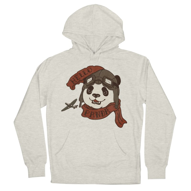Panda Revolution EXTRA 2 C Men's French Terry Pullover Hoody by xiaobaosg