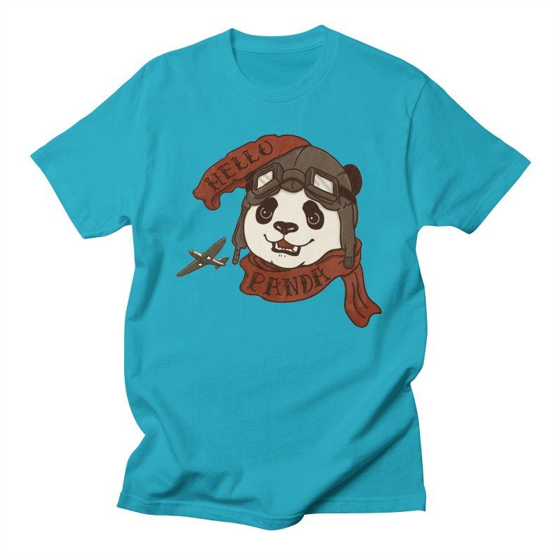 Panda Revolution EXTRA 2 C Men's T-Shirt by xiaobaosg
