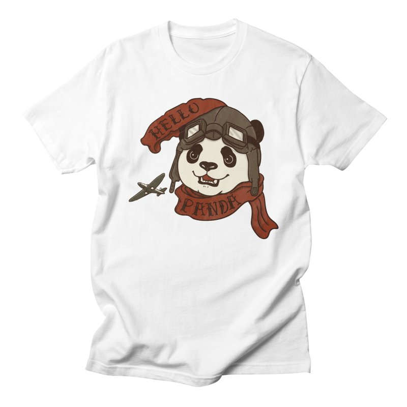 Panda Revolution EXTRA 2 C Men's Regular T-Shirt by xiaobaosg