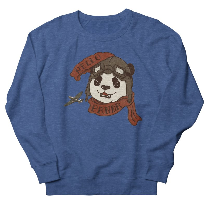 Panda Revolution EXTRA 2 C Men's Sweatshirt by xiaobaosg