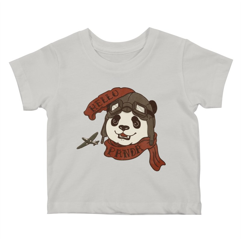Panda Revolution EXTRA 2 C Kids Baby T-Shirt by xiaobaosg