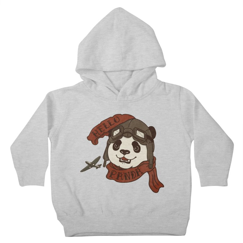 Panda Revolution EXTRA 2 C Kids Toddler Pullover Hoody by xiaobaosg