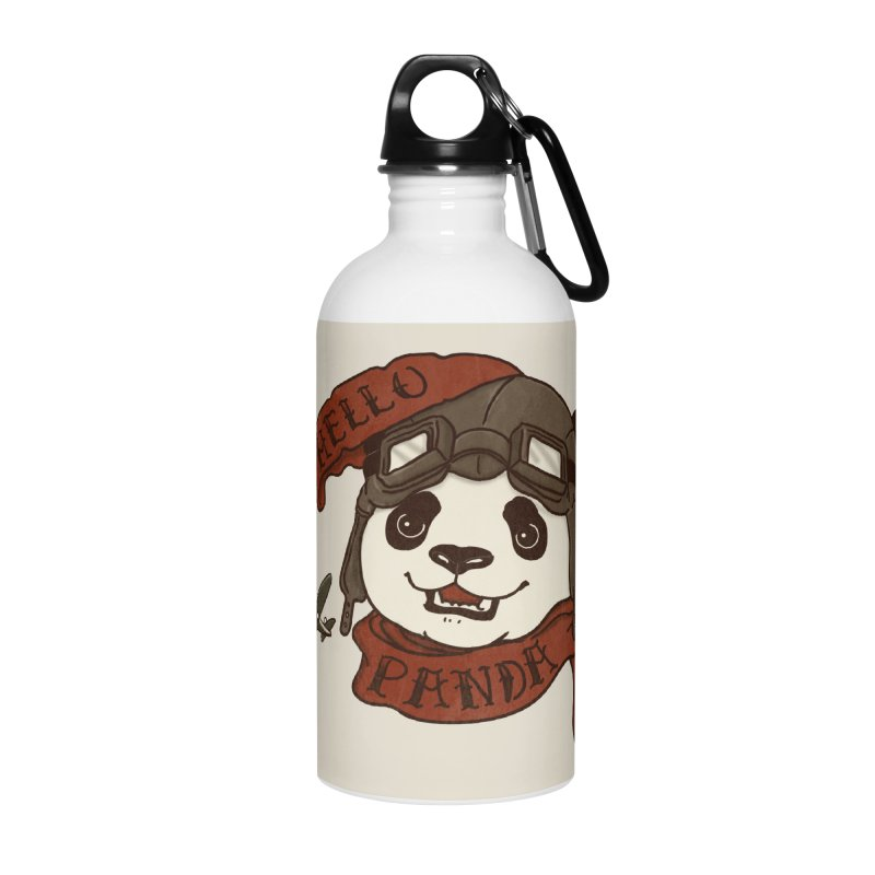 Panda Revolution EXTRA 2 C Accessories Water Bottle by xiaobaosg