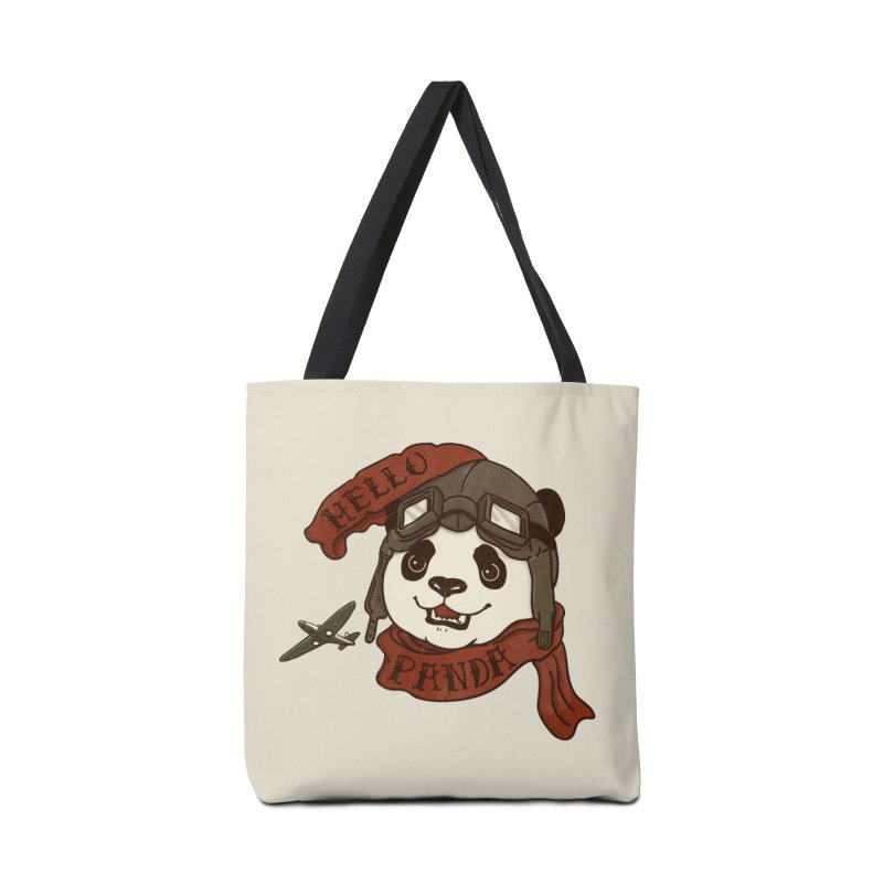 Panda Revolution EXTRA 2 C Accessories Bag by xiaobaosg