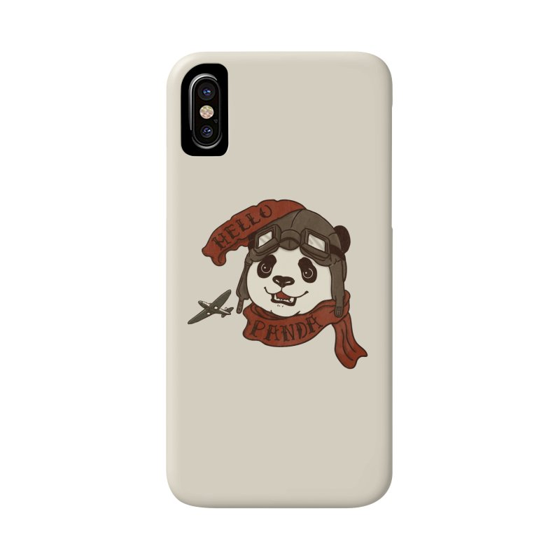 Panda Revolution EXTRA 2 C Accessories Phone Case by xiaobaosg