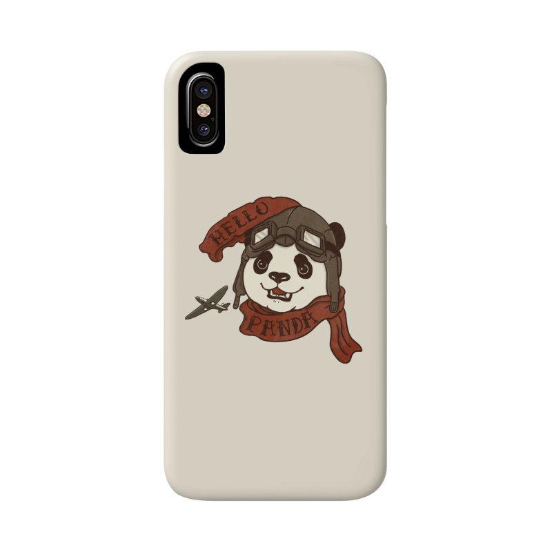 Panda Revolution EXTRA 2 C Accessories Phone Case by xiaobaosg