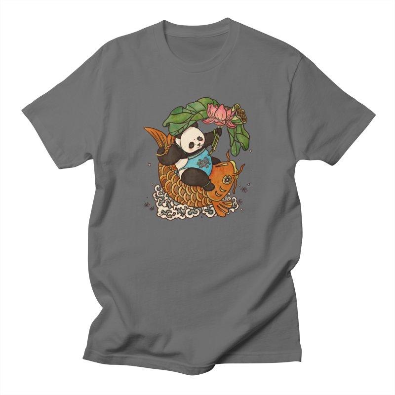 Abundance year after year Men's T-Shirt by xiaobaosg