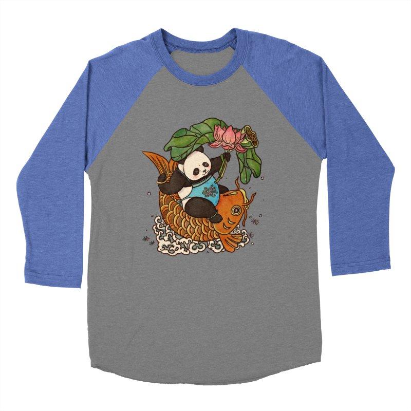 Abundance year after year Women's Baseball Triblend T-Shirt by xiaobaosg