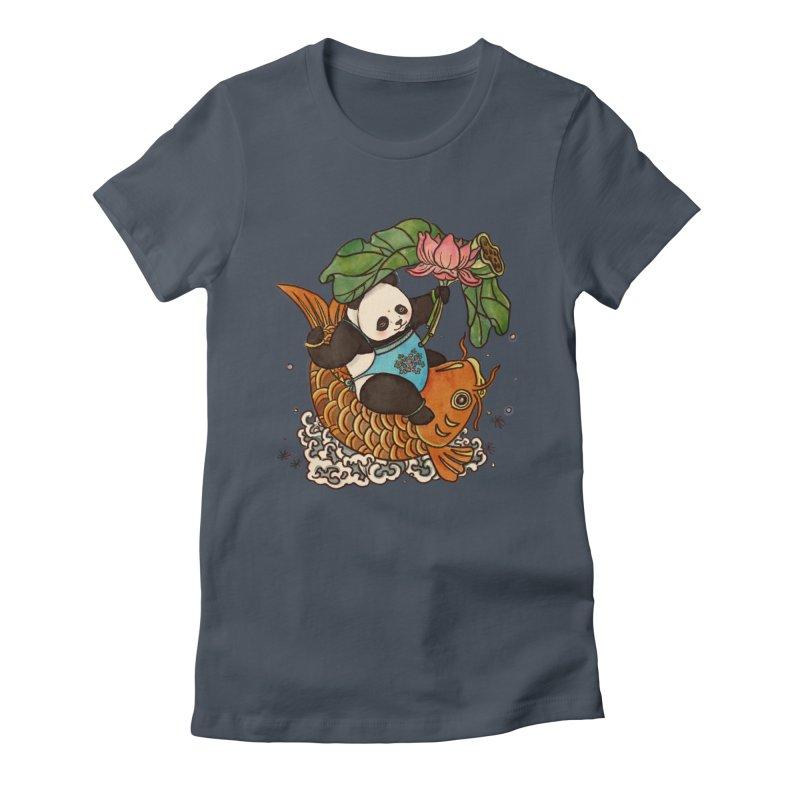 Abundance year after year Women's T-Shirt by xiaobaosg
