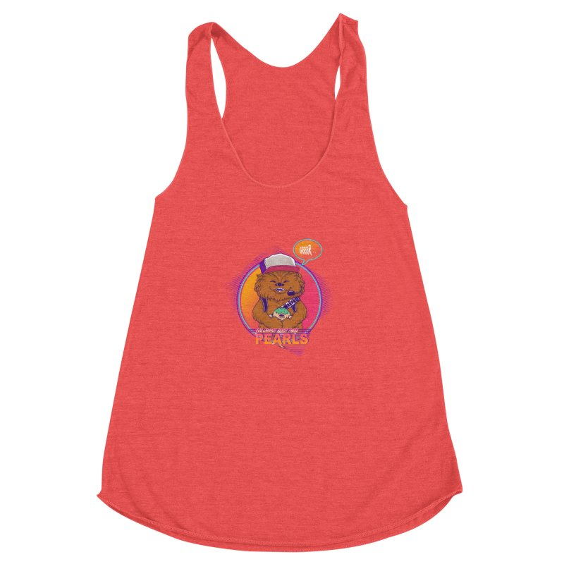 You cannot resist these pearls Women's Tank by xiaobaosg