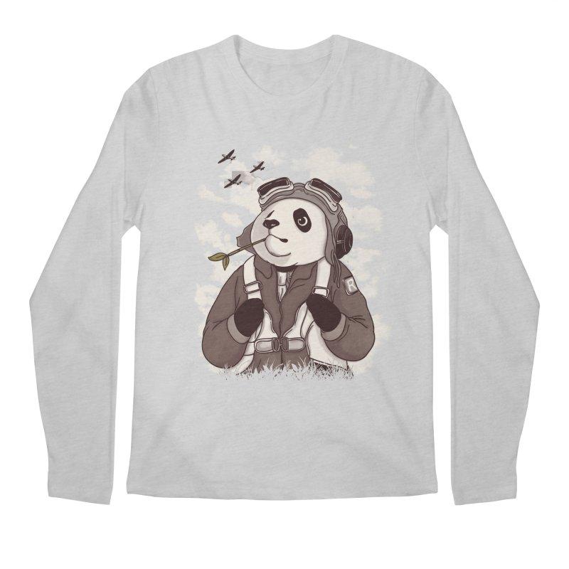 Keep Us Flying Men's Longsleeve T-Shirt by xiaobaosg