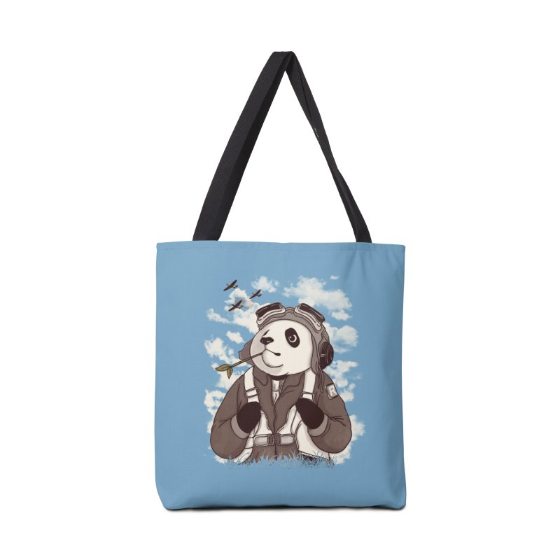 Keep Us Flying Accessories Bag by xiaobaosg
