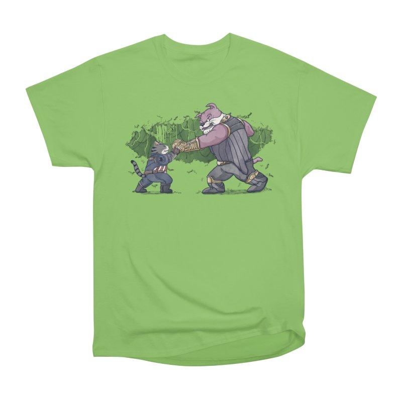 Against the Titan Men's Heavyweight T-Shirt by xiaobaosg