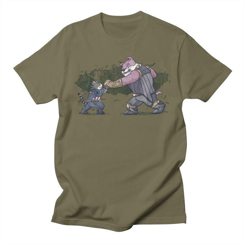 Against the Titan Men's Regular T-Shirt by xiaobaosg