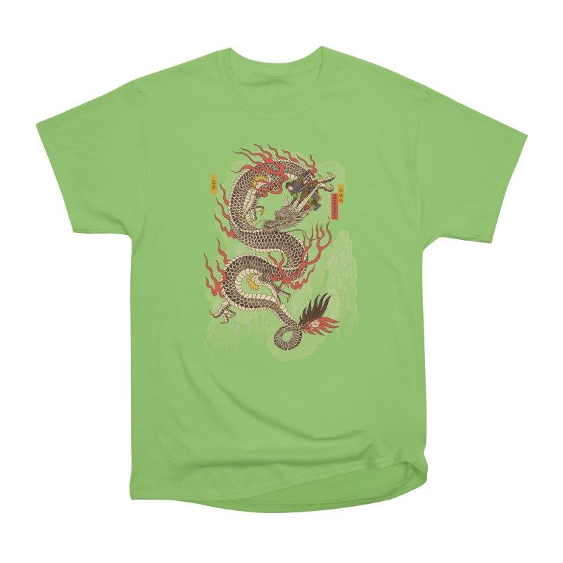 The Dragon Trainer Women's Heavyweight Unisex T-Shirt by xiaobaosg
