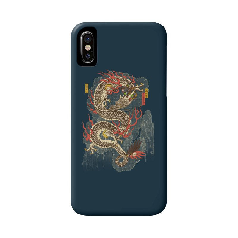 The Dragon Trainer Accessories Phone Case by xiaobaosg