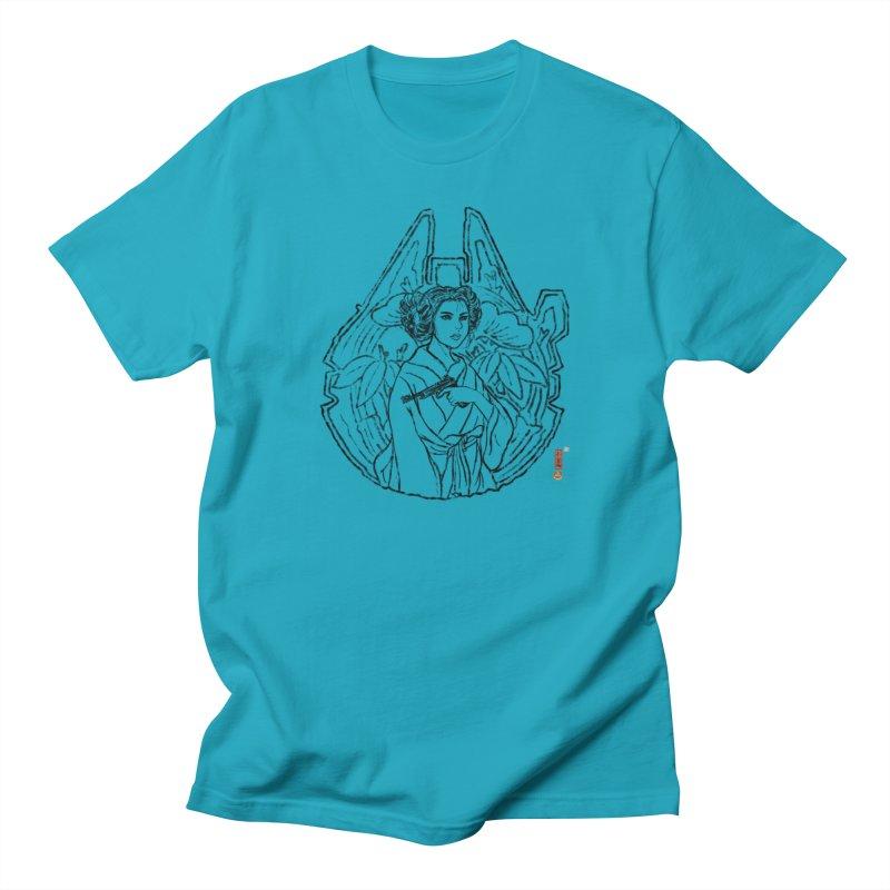 Princess Always Women's Regular Unisex T-Shirt by xiaobaosg