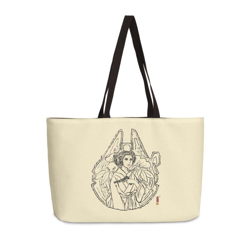 Princess Always Accessories Weekender Bag Bag by xiaobaosg