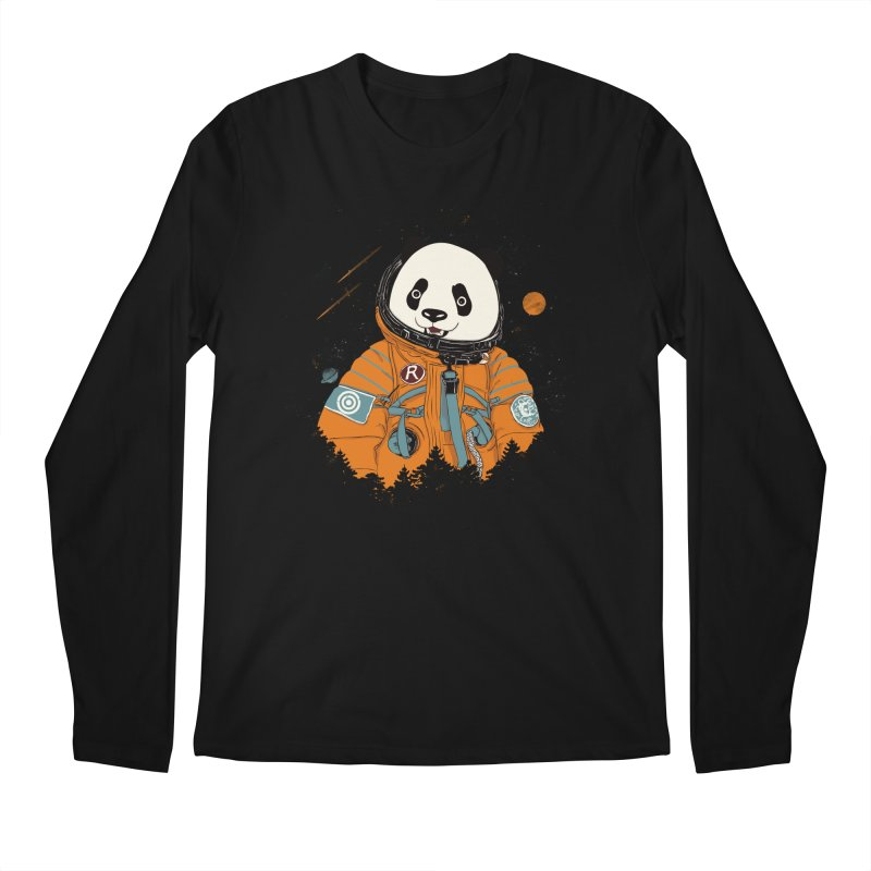 Pandastronaut   by xiaobaosg