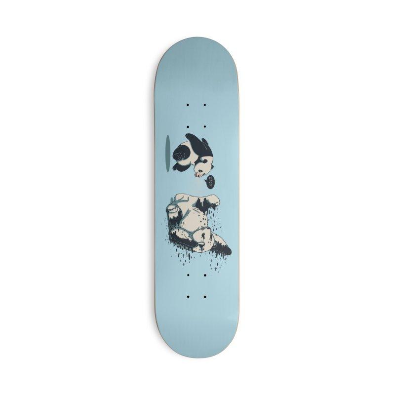 Bad Flu Accessories Deck Only Skateboard by xiaobaosg