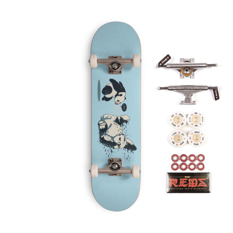 Bad Flu Accessories Complete - Pro Skateboard by xiaobaosg