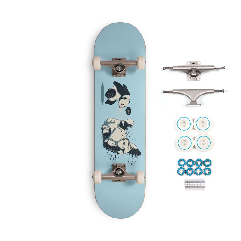 Bad Flu Accessories Complete - Basic Skateboard by xiaobaosg