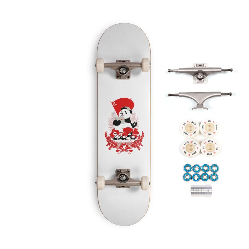 Revolutionary Wave Accessories Complete - Premium Skateboard by xiaobaosg