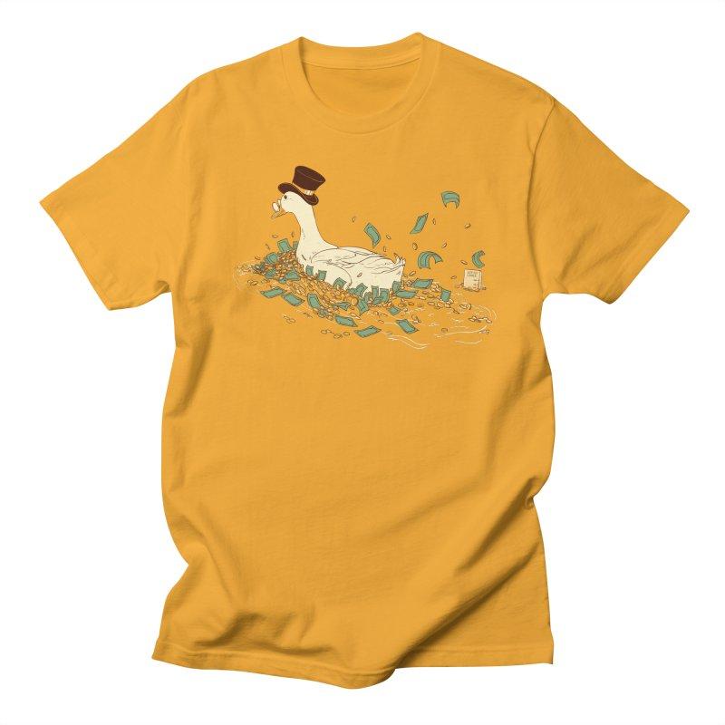 Money Swim Women's Unisex T-Shirt by xiaobaosg